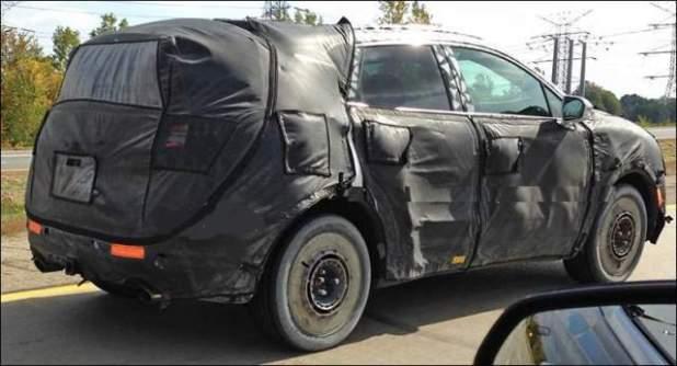 2020 Dodge Journey rear