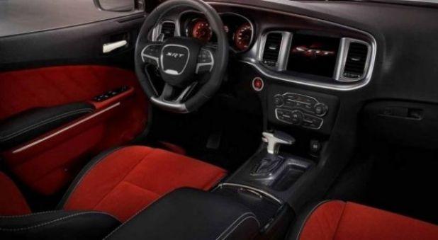 2021 Dodge Challenger interior