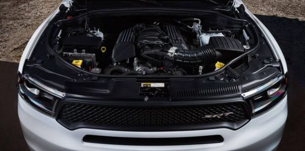 2021 Dodge Charger engine