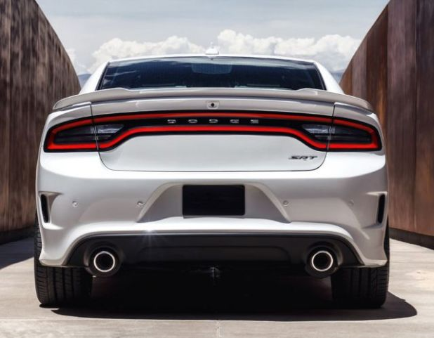 2021 Dodge Charger rear