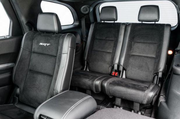 2021 Dodge Durango seats