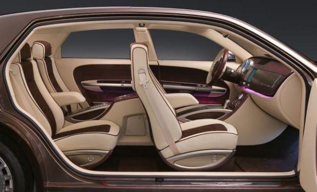 2020 Chrysler Imperial interior