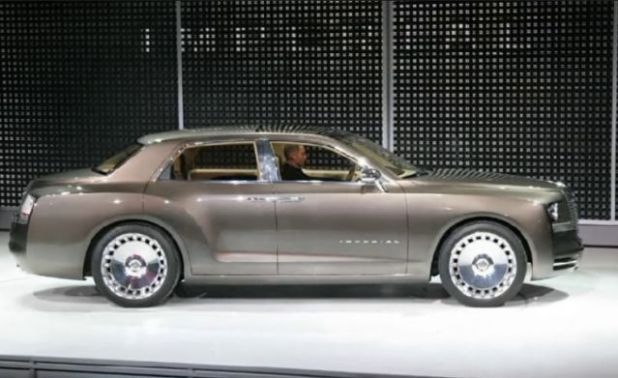 2020 Chrysler Imperial side
