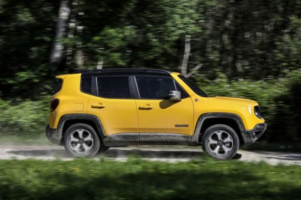 2020 Jeep Renegade Hybrid