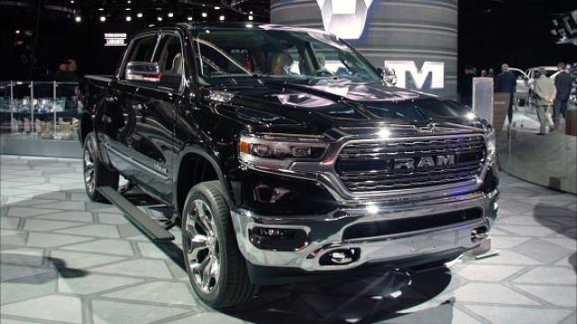 2020 Ram 1500 EcoDiesel Engine Specs, Release Date and Price