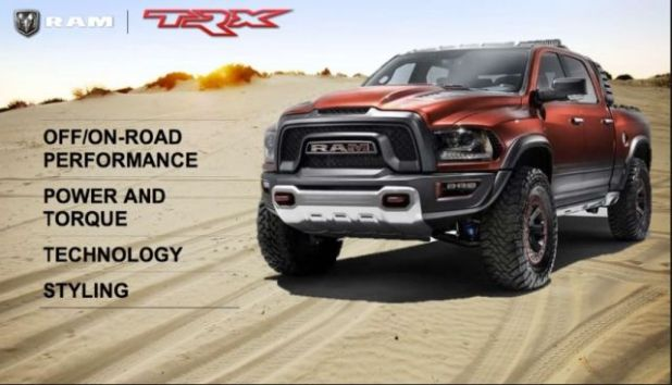 2021 Ram 1500 Rebel Trx Leaked Specs Release Date And Price