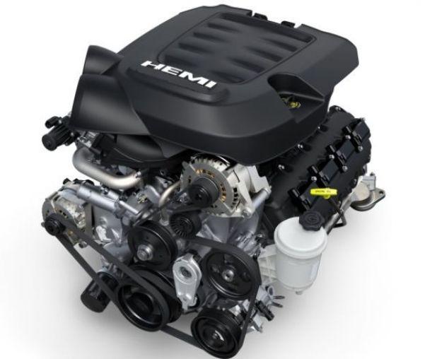 2020 Chrysler Valiant Charger engine