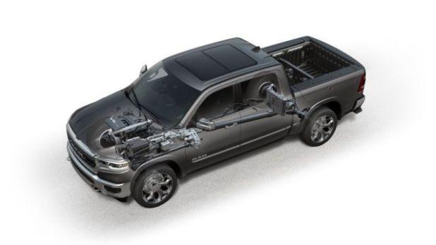 2020 Ram 1500 hybrid