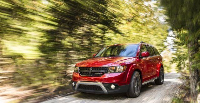 2021 dodge journey rumors redesign srt  jeep trend