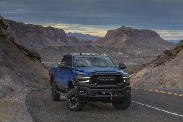 2020 Ram 2500 Power Wagon front