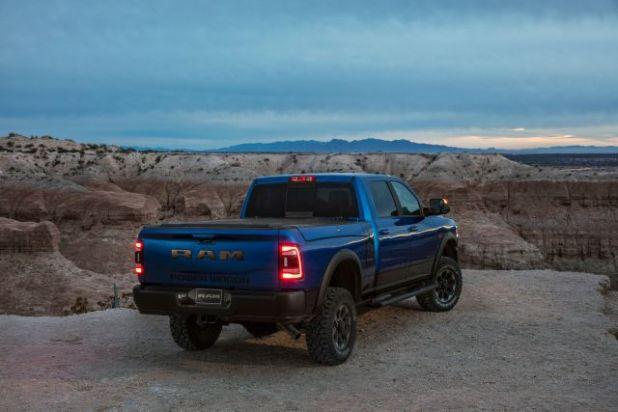 2020 Ram 2500 Power Wagon rear