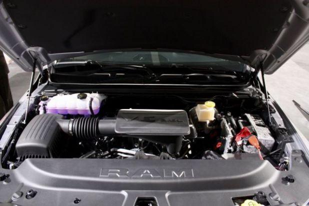 2020 Ram 1500 Big Horn engine