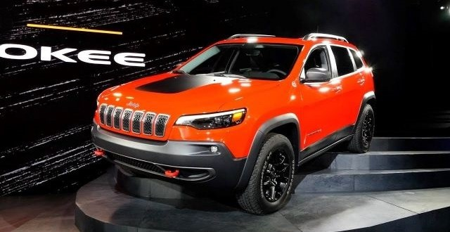 Jeep Compass Towing Capacity >> 2021 Jeep Cherokee Will Get A Brand-New Headlights - Jeep Trend