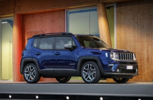2021 Jeep Renegade side