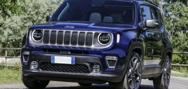 2021 Jeep Renegade