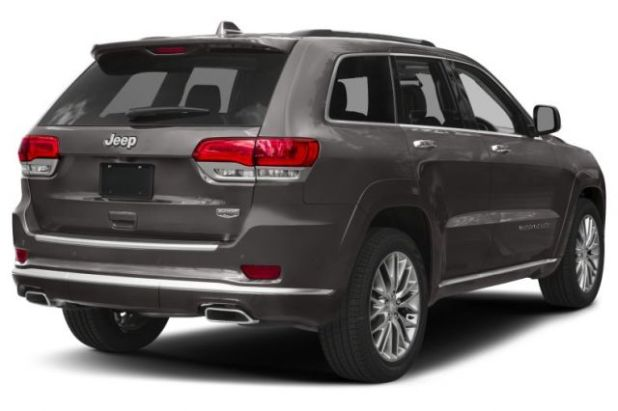 2020 Jeep Grand Cherokee Summit Review - Jeep Trend