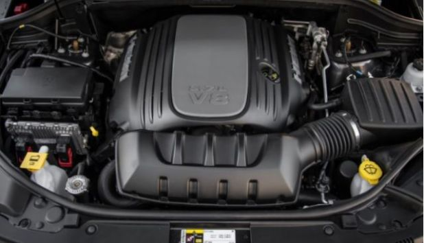 2020 Jeep Grand Cherokee Trailhawk engine