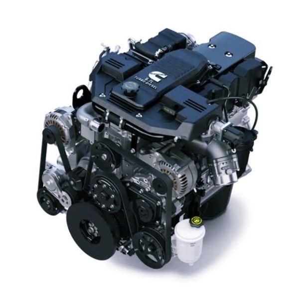 2021 Ram 2500 engine