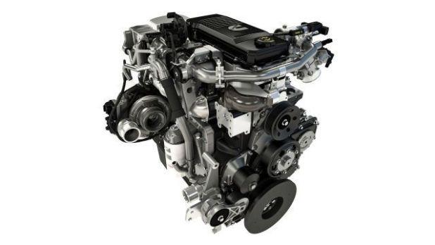 2021 Ram 3500 engine