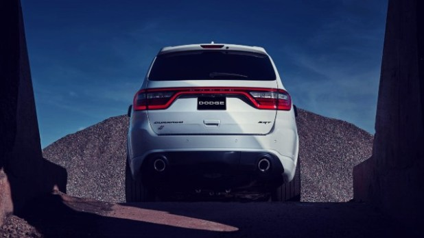 2021 Dodge Durango SRT exterior