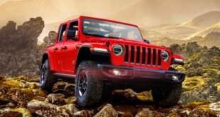 2021 Jeep Wrangler Rubicon exterior