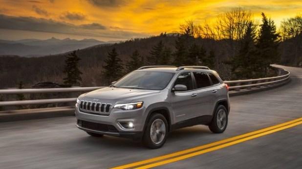 2022 Jeep Cherokee exterior