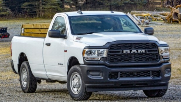 2021 RAM 2500 Tradesman facelift