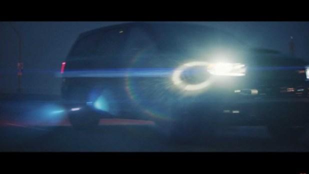 2021 Dodge Durango SRT Hellcat teaser