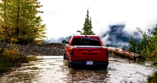 2021 Ram Power Wagon design