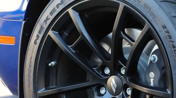 2021 Dodge Challenger ACR wheels