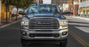 2022 Ram 2500 facelift