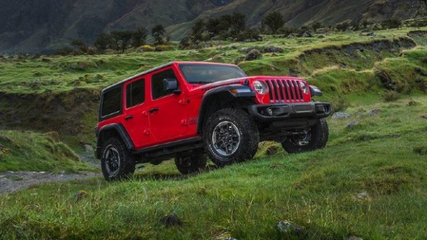 2022 Jeep Wrangler Rubicon EV changes