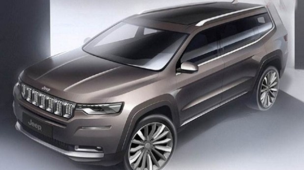 2021 Jeep Grand Compass design