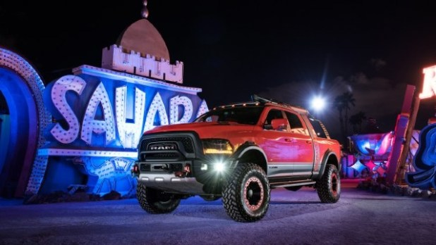 2021 Ram Macho Power Wagon exterior