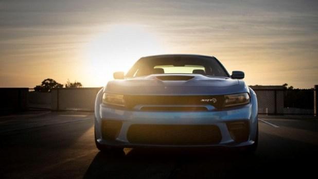 2021 Dodge Charger SRT Hellcat facelift