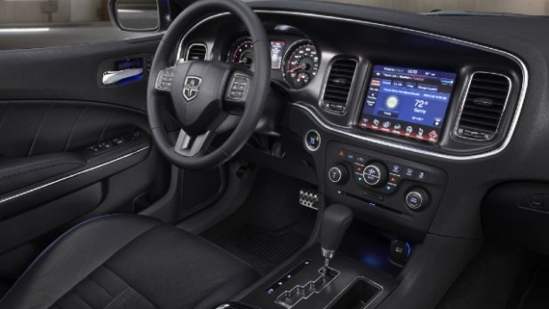 2021 Dodge Charger SRT Hellcat interior