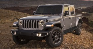 2021 Jeep Gladiator Diesel design