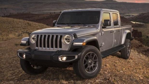 2021 Jeep Gladiator Diesel design