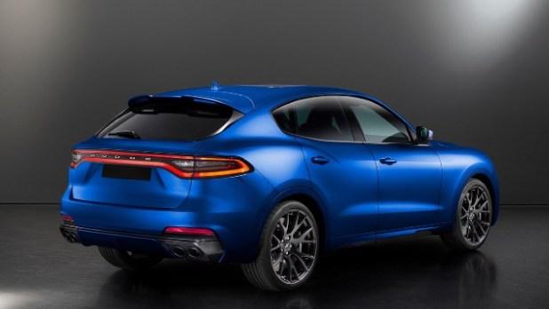 2022 Dodge Journey facelift