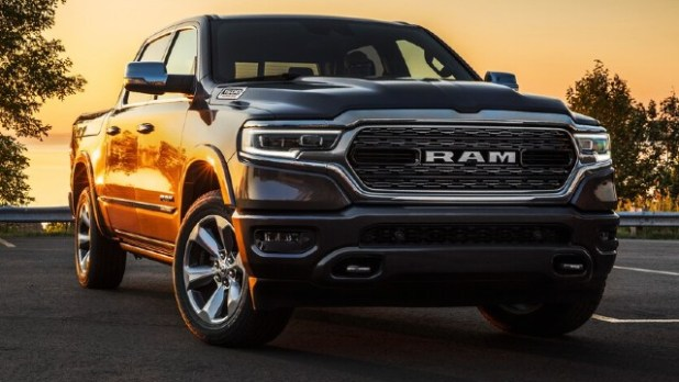 2021 Ram 1500 Limited Night Edition changes