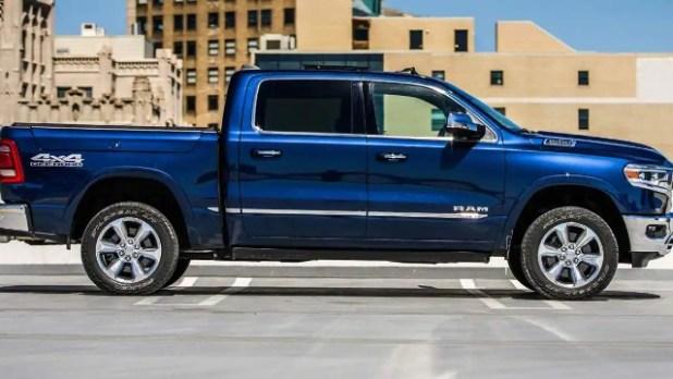 2022 Dodge RAM 1500 Limited