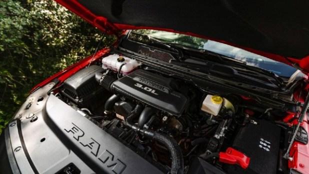 2022 Dodge RAM 1500 diesel