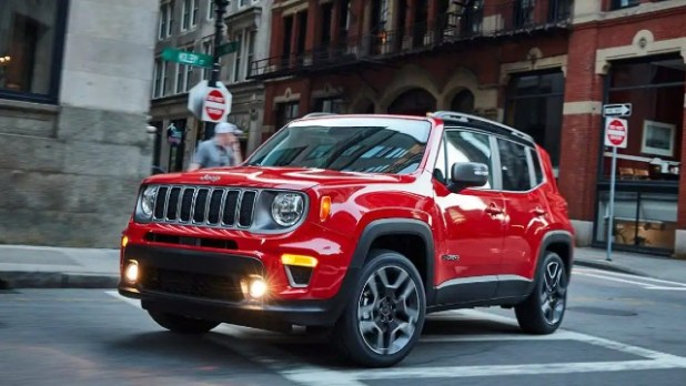 2022 Jeep Renegade redesign