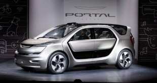 2022 Chrysler Portal design