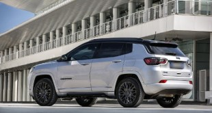 2022 Jeep Compass Plug-In Hybrid redesign