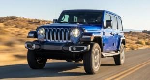 2022 Jeep Wrangler Diesel mpg