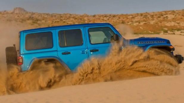 2022 Jeep Wrangler Rubicon 392 colors