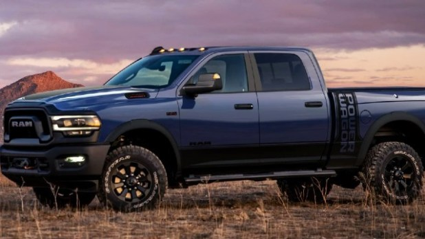2022 Ram 2500 Power Wagon redesign