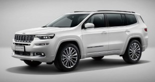2022 Jeep Commander release date
