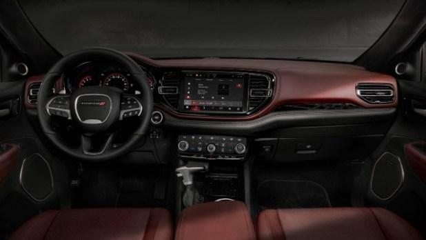 2023 Dodge Durango interior